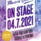 MusicalFactory on stage 4.7.2021