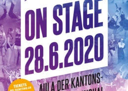 MusicalFactory on stage 2020