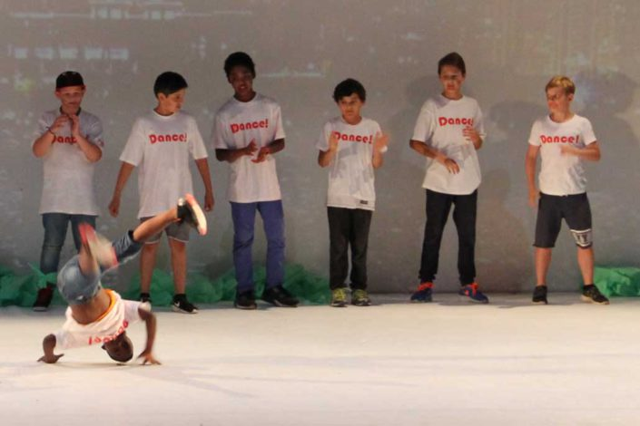 Kurs Breakdance Kids - MusicalFactory