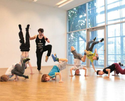 Kurs Breakdance Teens - MusicalFactoy